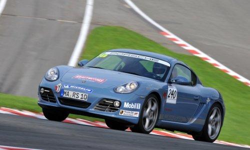Einsätze: Porsche Sports Cup - Trophy